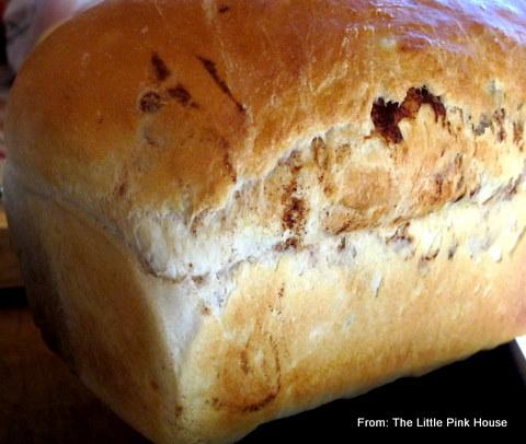 """Baked """"Cinn"""" Bread"""