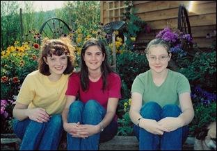 Gretchen, Megan, & Marlys