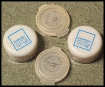 Samples from Everyday Minerals and Cowgirl Dirt