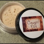 Cowgirl Dirt mineral makeup review