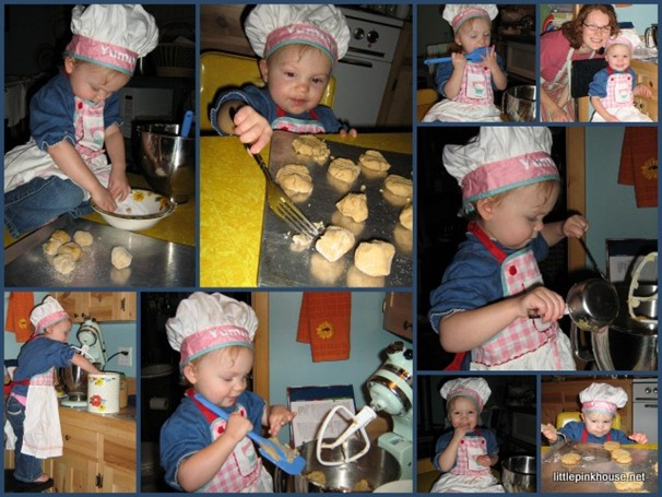 Baking with Ru - Peanut Butter Cookies