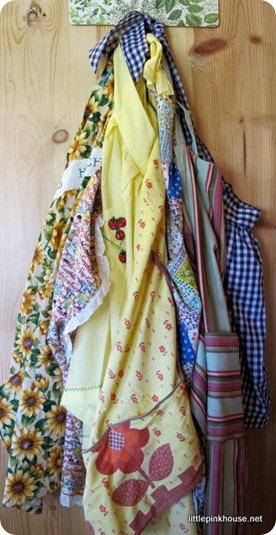 my aprons