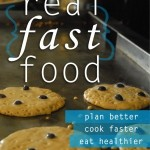 Real {Fast} Food: review of Trina Holden's cookbook