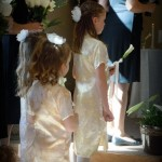 thank God for little flower girls…