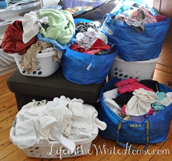 Cloth Diaper Laundry