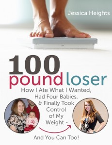 100 Pound Loser (review of @JessicaHeights new eBook)