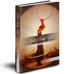 Hula Hoop Girl by September McCarthy