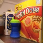 blogging conferences and corndogs (guest post by Merritt)