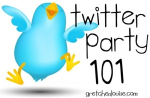 Twitter Party 101 via @GretLouise