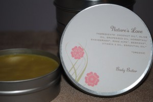 Nature's Love Body Butter