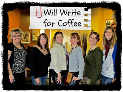 Will Write for Coffee