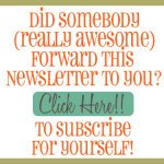 "Christian Mommy Blogger's ""subscribe"" button"