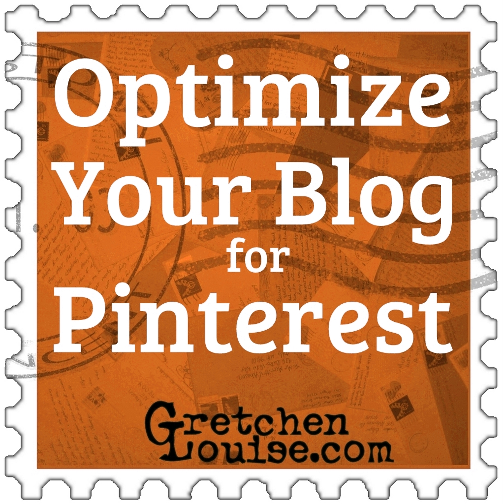 3 No Brainer Ways to Optimize Your Blog for Pinterest