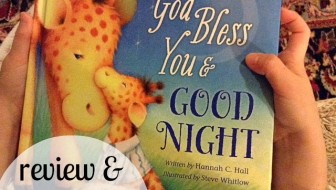God Bless You & Good Night (review & giveaway from @GretLouise)
