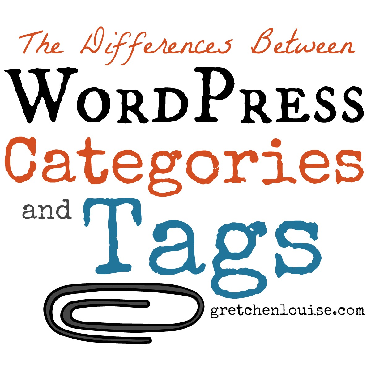 The Differences Between WordPress Categories and Tags