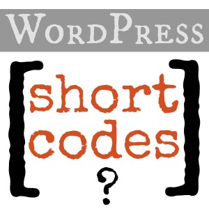 What are WordPress shortcodes? @GretLouise explains.