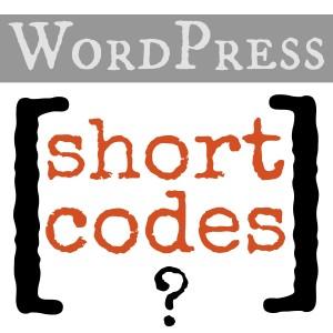 What are WordPress shortcodes? @GretLouise explains.