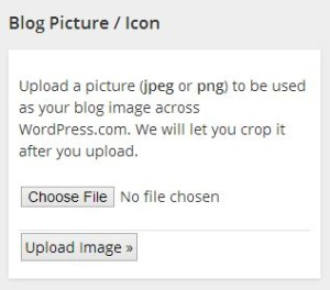 WordPress.com Blog Picture.Icon