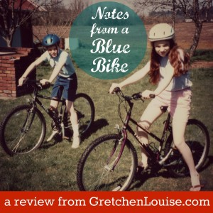 a review of #NotesFromABlueBike
