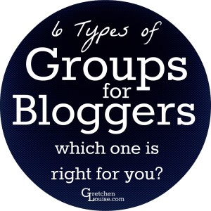 Explore the ins and outs of 6 different types of groups for bloggers, and find out which one is right for you with @GretLouise