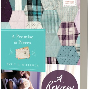 #PromiseInPieces - a review of Emily T. Wierenga's first piece of fiction