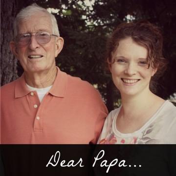 Dear Papa (a tribute)