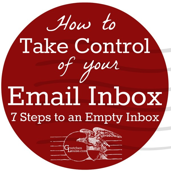 These simple steps will help you take your inbox from overflowing to zero--and keep it there.