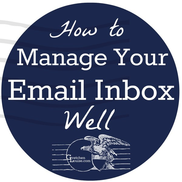 How to Manage Your Email Inbox Well