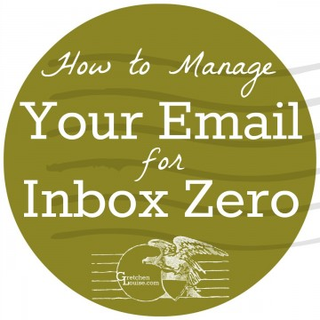 How to Manage Your Email for Inbox Zero