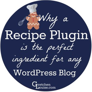Does your WordPress blog have a recipe plugin? Find out why it needs one--and which five plugins to check out.