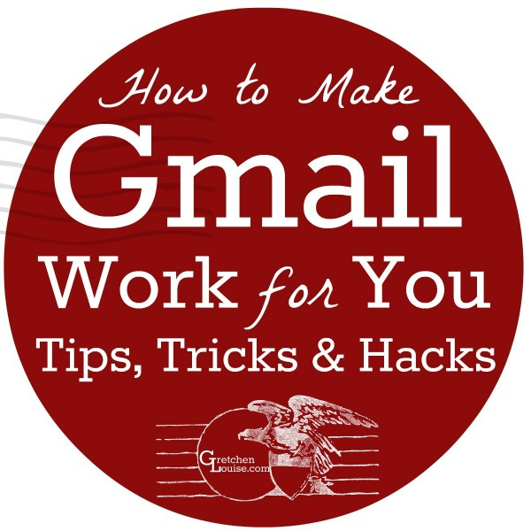 Most Gmail users only scratch the surface of the options available. Here are the top tips, tricks, and hacks to make Gmail work for you. #productivity #inboxzero