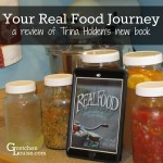 Your Real Food Journey (a new book from Trina Holden)