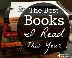 Looking for some new titles or old classics to add to your reading list? Here are the best books I read this year. #Twitterature