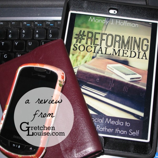 #ReformingSocialMedia the must-read book for every Christian who uses social media