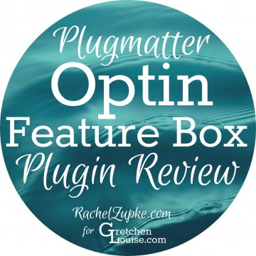 Want to increase your opt in rates? Check out Pugmatter's Optin Feature Box.