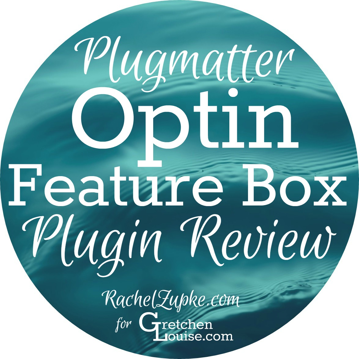 Plugmatter Optin Feature Box: a plugin review