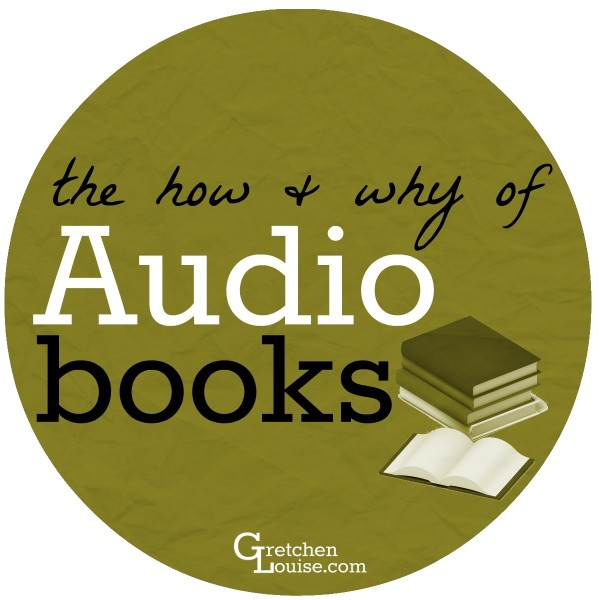 The How & Why of Audiobooks