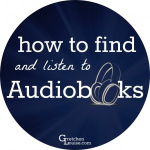 How to Find and Listen to Audiobooks