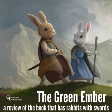 The Green Ember by S.D. Smith #RabbitsWithSwords