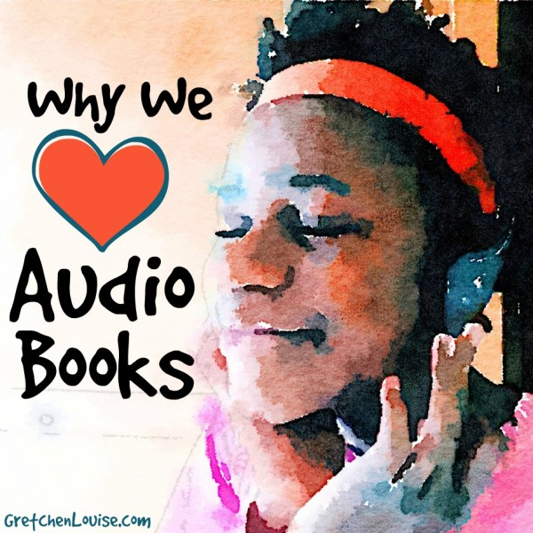 Why We Love Audiobooks