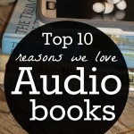 Top 10 Reasons We Love Audiobooks