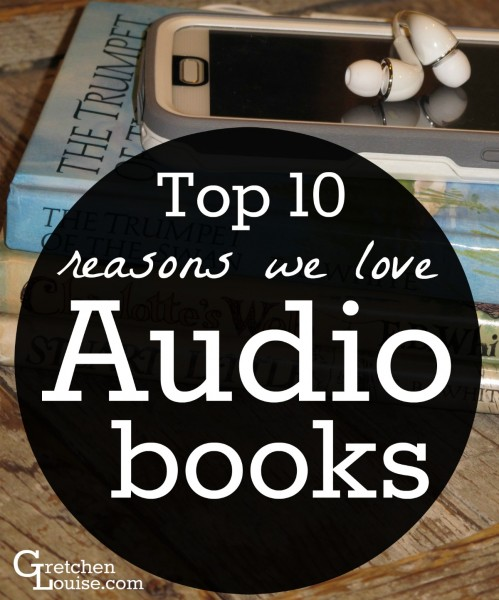 Nothing can replace family read-alouds. And storytime should still be a priority each night. But for all the other hours in the day, there are audiobooks.