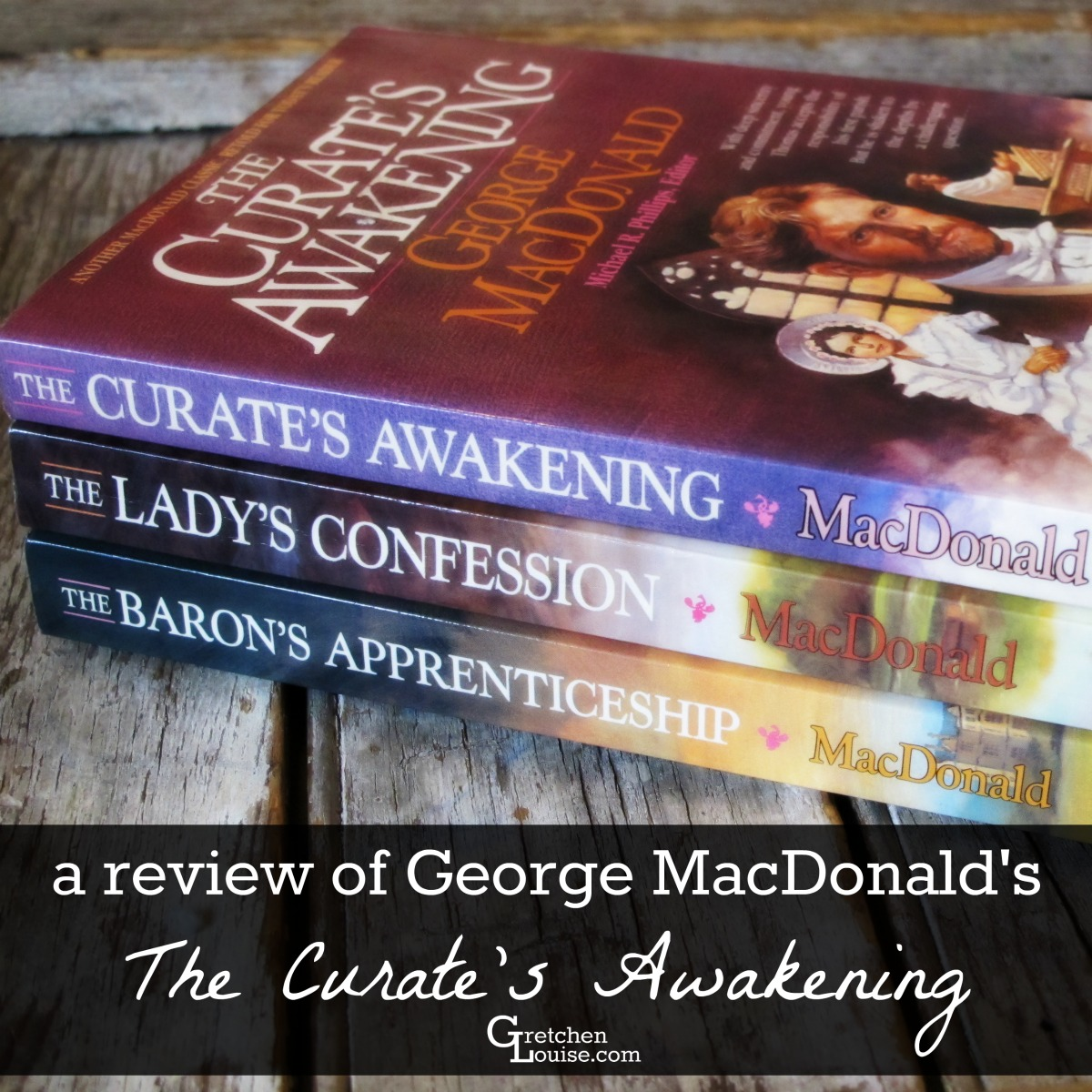 The Curate's Awakening by George MacDonald