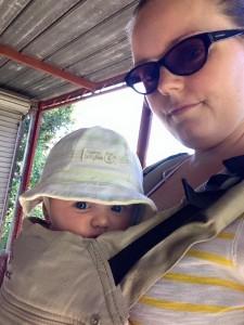 babywearing Fit2B Mama