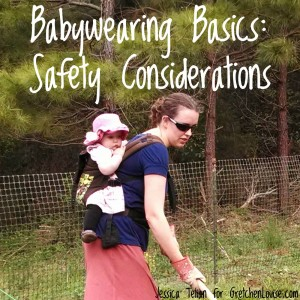 Babywearing Basics: Safety Considerations