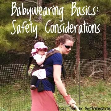 Babywearing Safety
