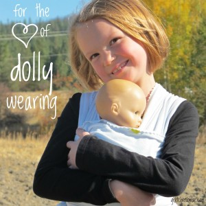for the love of dollywearing