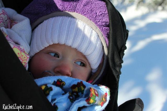 Rachel Zupke Babywearing