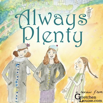 Always Plenty by Caroline Kraft