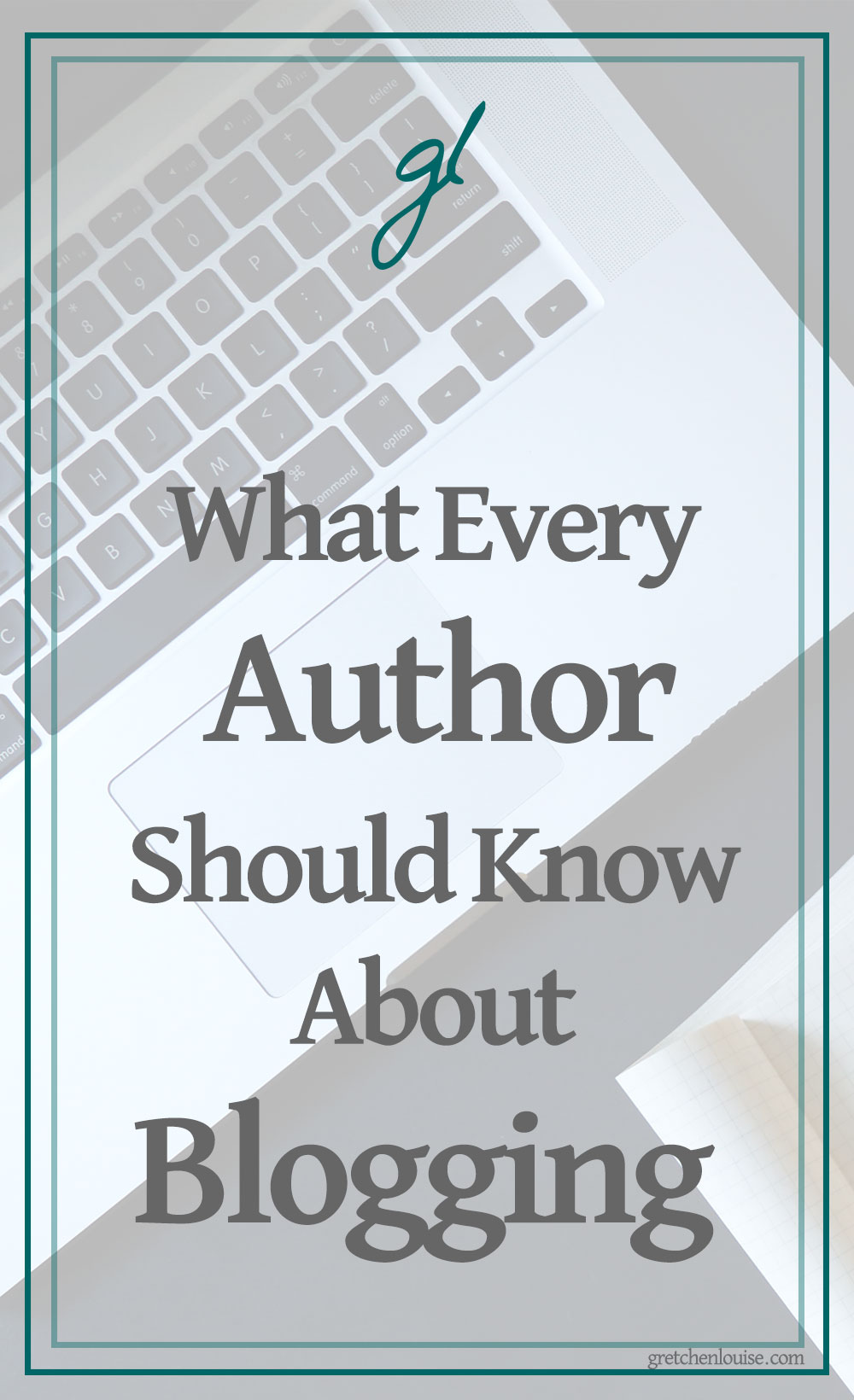 Authors are more responsible now than ever for helping to market their book and connect with their audience—and in a large part, that takes place in the often foreign world of social media. via @GretLouise